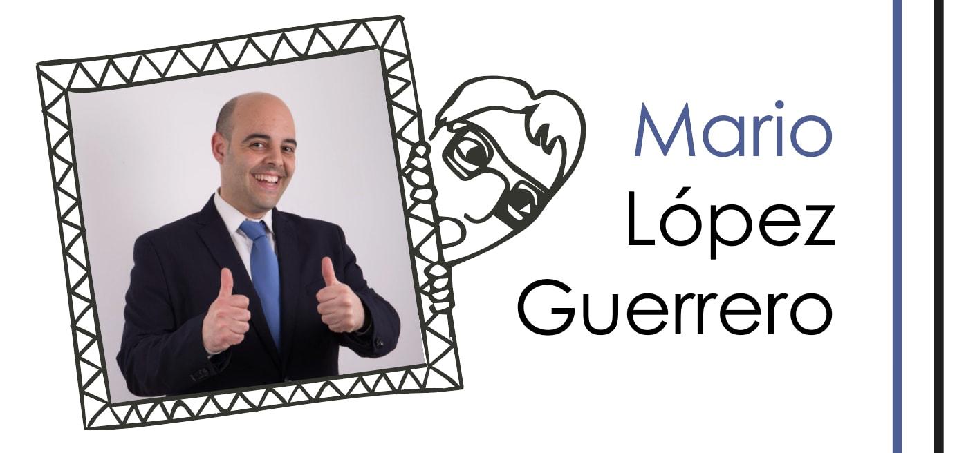 Sonrisa, creatividad y resultados, la esencia de Mario López Guerrero