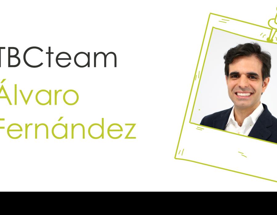 Hoy en el #TBCteam… Álvaro Fernández