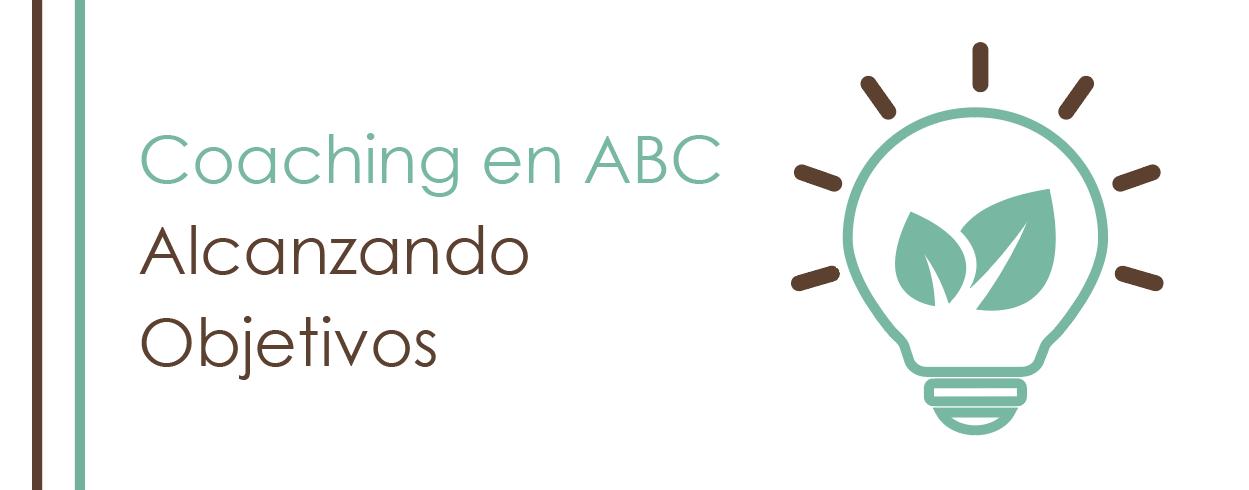 Coaching en ABC: Alcanzando objetivos