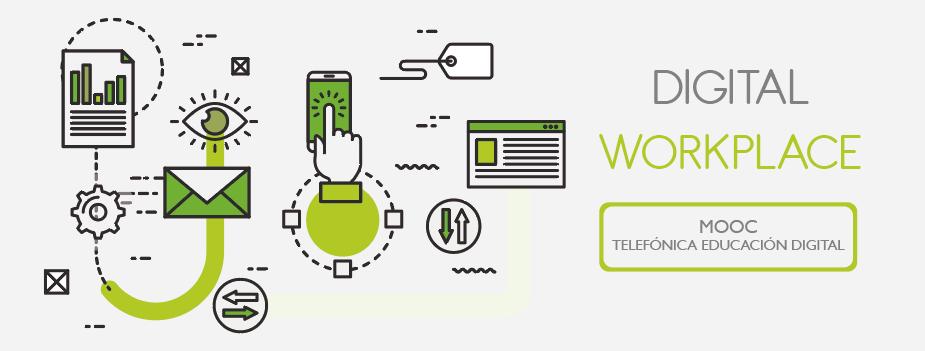 Digital Workplace: Habilidades para el teletrabajo