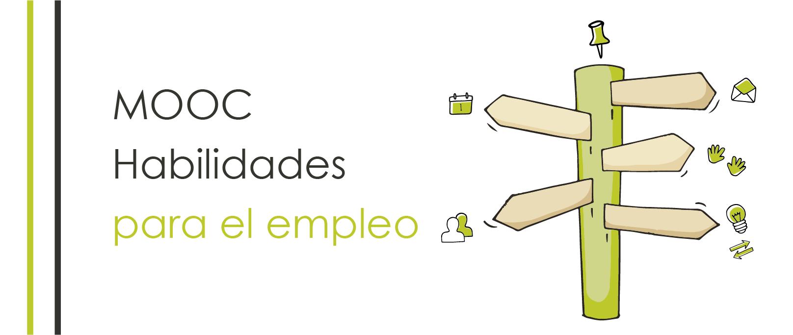 MOOC Habilidades para el empleo: ¡marca la diferencia!
