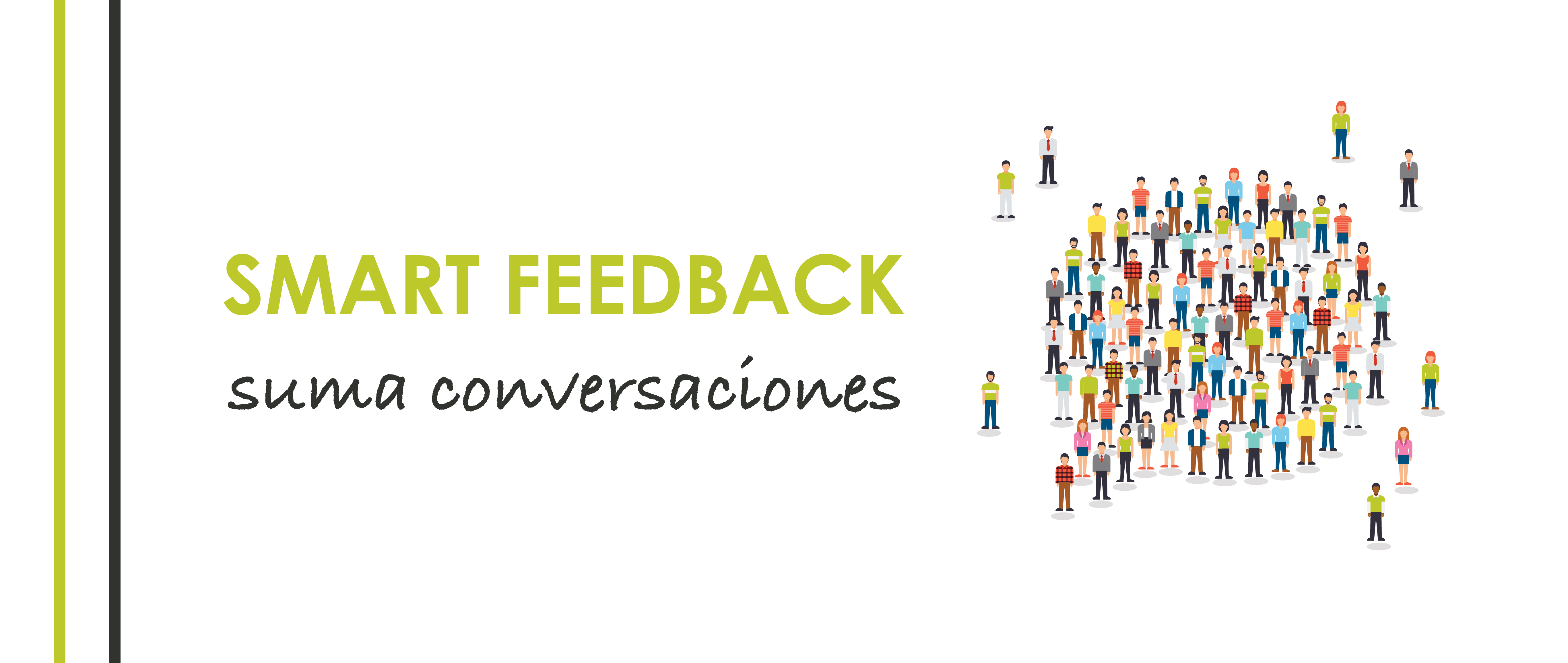 Smart Feedback suma conversaciones en junio