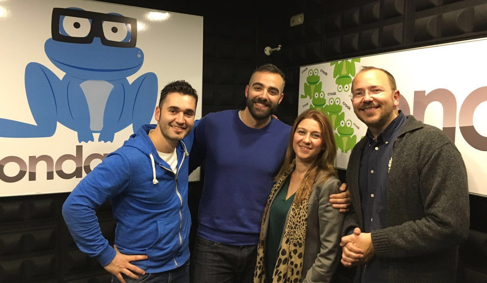 Visita al programa de radio Pasión y Talento: las claves del liderazgo en el S.XXI