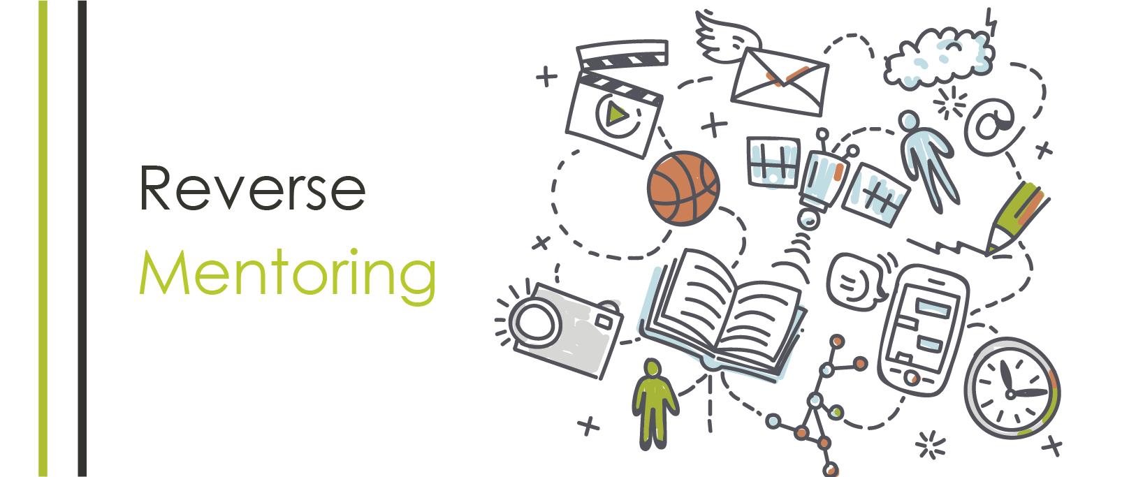 Reverse Mentoring, preparando el futuro en las organizaciones