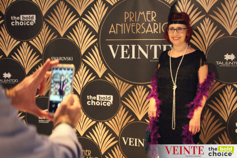 Aniversario VEINTE, un verdadero 'meaningful event'